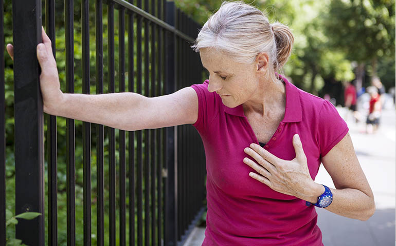 Angina Pectoris - Symptoms, Causes, Diagnosis, Treatment
